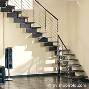 Modultreppe nuvola